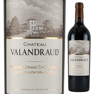 【送料無料】シャトー ヴァランドロー 2012 750ml [赤]Chateau Valandraud