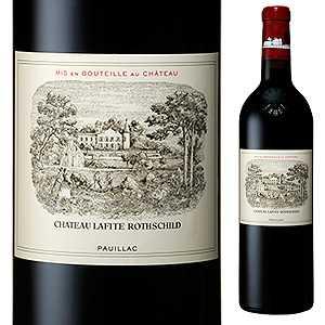 【送料無料】シャトー ラフィット ロートシルト 2012 750ml [赤]Chateau Lafite-Rothschild