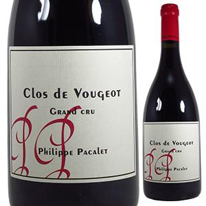 【送料無料】クロ ド ヴージョ グラン クリュ 2016 フィリップ パカレ 750ml [赤]Clos De Vougeot Grand Cru Philippe Pacalet