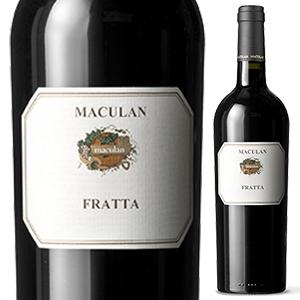 【6本~送料無料】フラッタ 2012 マクラン 750ml [甘口赤]Fratta Maculan