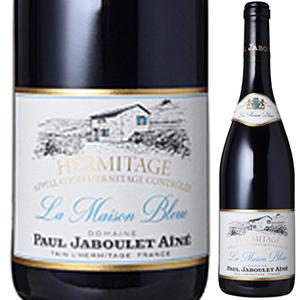 【6本~送料無料】エルミタージュ ラ メゾン ブルー 2015 ポール ジャブレ エネ 750ml [赤]Hermitage La Maison Bleue Rouge Domaines Paul Jaboulet Aine