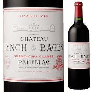 【送料無料】シャトー ランシュ バージュ 2015 750ml [赤]Chateau Lynch-Bages
