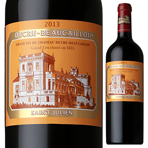 【送料無料】シャトー デュクリュ ボーカイユ 2015 750ml [赤]Chateau Ducru-Beaucaillou