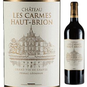 【6本~送料無料】レ カルム オー ブリオン ルージュ 2015 (シャトー レ カルム オー ブリオン) 750ml [赤]Les Carmes Haut Brion Rouge Chatear Les Carmes Haut Brion