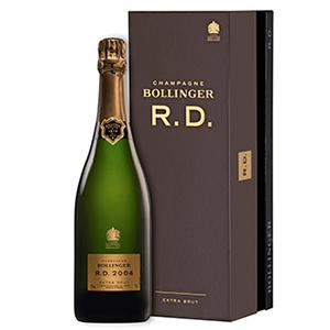 【送料無料】[ギフトボックス入り]シャンパーニュ ボランジェ アール ディー 2004 750ml [発泡白]Champagne Bollinger Rd
