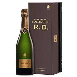 【送料無料】[ギフトボックス入り]シャンパーニュ ボランジェ アール ディー 2004 3000ml [発泡白]Champagne Bollinger Rd