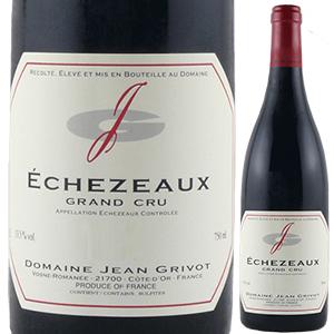 【送料無料】エシェゾー グラン クリュ 2015 ジャン グリヴォ 750ml [赤]Echezeaux Grand Cru Domaine Jean Grivot