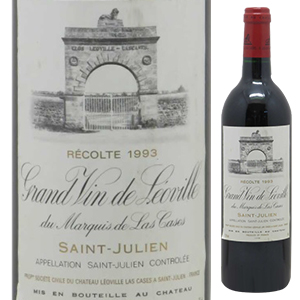【送料無料】シャトー レオヴィル ラス カーズ 1993 750ml [赤]Chateau Leoville Las Cases