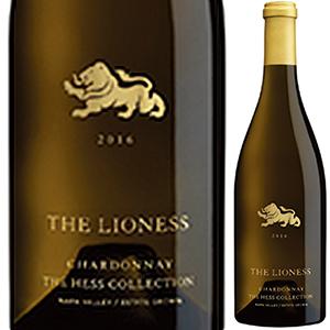 【6本~送料無料】[8月21日(金)以降発送予定]ザ ライオネス シャルドネ 2016 ヘス コレクション 750ml [白]The Lioness Chardonnay Hess Collection