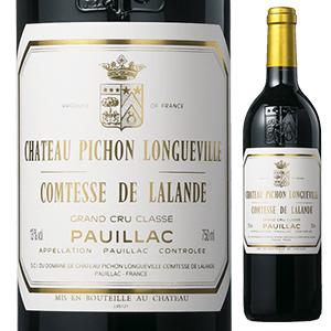 【送料無料】シャトー ピション ロングヴィル コンテス ド ラランド 2012 750ml [赤]Chateau Pichon Longueville Comtesse De Lalande