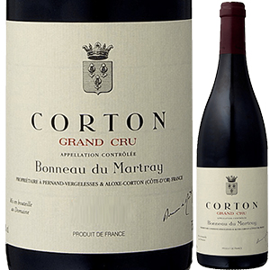 【送料無料】コルトン グラン クリュ 2017 ボノー デュ マルトレイ 750ml [赤]Corton Grand Cru BONNEAU DU MARTRAY