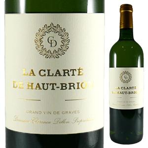 【送料無料】ラ クラルテ ド オー ブリオン ブラン 2013 (シャトー オー ブリオン) 750ml [白]La Clarte De Haut Brion Blanc Chateau Haut-Brion