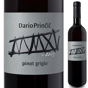 【6本~送料無料】ピノ グリージョ 2015 ダリオ プリンチッチ 750ml [白]Pinot Grigio Dario Princic