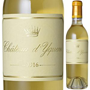 【送料無料】 [375ml]シャトー ディケム 2016  [ハーフボトル][白]Chateau D'yquem Chateau D'yquem