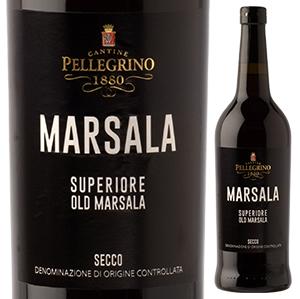 100%品質保証 マルサラワインの代表格ペッレグリーノ社が造る辛口酒精強化ワイン 6本~送料無料 マルサラ スーペリオーレ SALE セッコ NV Pellegrino 750ml Secco Marsala ペッレグリーノ Superiore