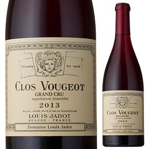 【送料無料】クロ ド ヴージョ グラン クリュ 2013 ドメーヌ ルイ ジャド 750ml [赤]Clos Vougeot Grand Cru Domaine Louis Jadot