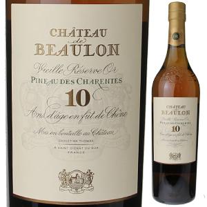 6本~送料無料 ピノ デ シャラント ヴィエイユ レゼルヴ 10 イヤーズ オールド NV シャトー ド ボーロン 750ml Vieille 祝開店大放出セール開催中 5%OFF Charantes teau Old Years ブランデー De Des Ch Pineau R Beaulon serve