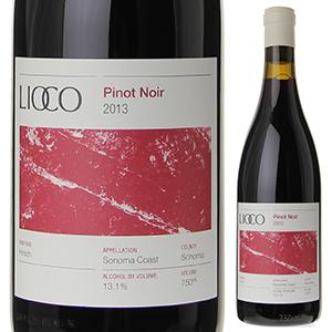 【6本~送料無料】ピノ ノワール ハーシュ ヴィンヤード 2013 リオコ 750ml [赤]Pinot Noir Hirsch Vineyard Lioco