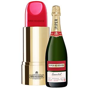 【6本~送料無料】エッセンシエル ダッシュ オブ セダクション リップスティック NV パイパー エドシック 750ml [発泡白]Essentiel Dash Of Seduction Lipstick Piper-Heidsieck
