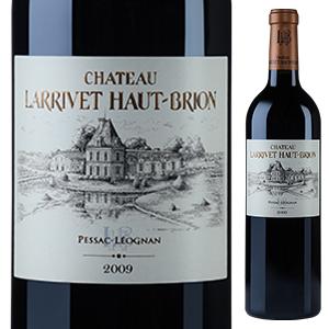【6本~送料無料】シャトー ラリヴェ オー ブリオン 2010 750ml [赤]Chateau Larrivet Haut Brion