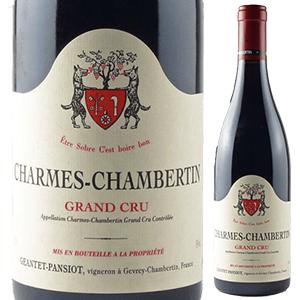 【送料無料】シャルム シャンベルタン グランクリュ 2017 ジャンテ パンショ 750ml [赤]Charmes Chambertin Grand Cru Geantet Pansiot
