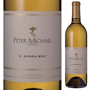 【6本~送料無料】ラプレ ミディ エステート ソーヴィニヨン ブラン ナイツ ヴァレー 2017 ピーター マイケル ワイナリー 750ml [白]Lapre Midi Estate Sauvignon Blanc Knights Valley Peter Michael Winery