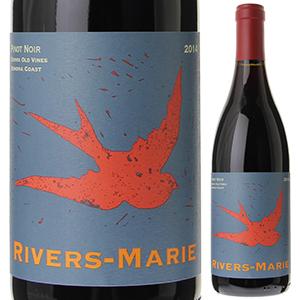 【6本~送料無料】ピノ ノワール スーマ オールド ヴァイン 2018 リヴァース マリー 750ml [赤]Pinot Noir Summa Old Vine Rivers Marie