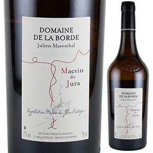 【6本~送料無料】マクヴァン ブラン 甘口 NV ドメーヌ ド ラ ボルド 750ml [白]Macvin Blanc Domaine De La Borde