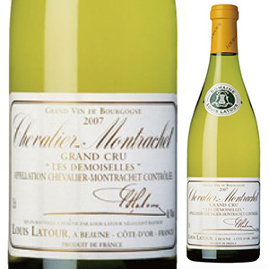 【送料無料】シュヴァリエ モンラッシェ レ ドゥモワゼル 2013 ルイ ラトゥール 750ml [白]Chevalier-Montrachet Les Demoiselles Louis Latour