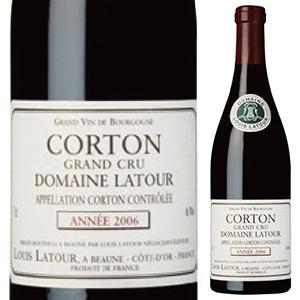 【6本~送料無料】コルトン ドメーヌ ラトゥール 2011 ルイ ラトゥール 750ml [赤]Corton Domaine Latour Louis Latour