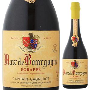 【6本~送料無料】マール ド ブルゴーニュ エグラップ NV ドメーヌ キャピタン ガニュロ 700ml  [マール]Marc De Bourgogne Domaine Capitain Gagnerot