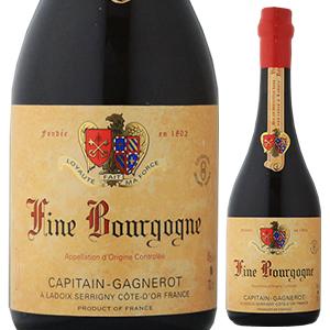 【6本~送料無料】フィーヌ ド ブルゴーニュ グランド レゼルブ NV ドメーヌ キャピタン ガニュロ 700ml  [ブランデー]Fine De Bourgogne Domaine Capitan Gagnerot
