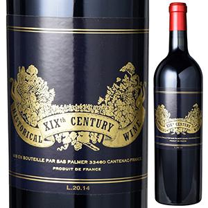 【送料無料】シャトー パルメ ヒストリカル 19th センチュリー (3入) NV 750ml [赤]Chateau Palmer Historical XIX th Century wine