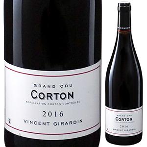 【6本~送料無料】コルトン ルージュ グラン クリュ 2016 ヴァンサン ジラルダン 750ml [赤]Corton Rouge Grand Cru Vincent Girardin