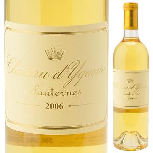 【送料無料】[3月27日(金)以降発送予定]シャトー ディケム 2006 750ml [甘口白]Chateau d'Yquem