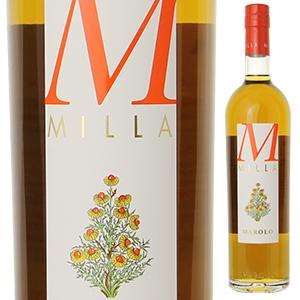 【6本~送料無料】ミッラ カモミール リキュール NV マローロ 700ml [リキュール]Milla Camomilla Liquore Distilleria Marolo