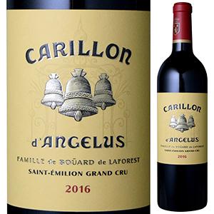 【送料無料】ル カリヨン ド ランジェリュス 2016 (シャトー アンジェリュス) 750ml [赤]Le Carillon De L'angelus Chateau Angelus