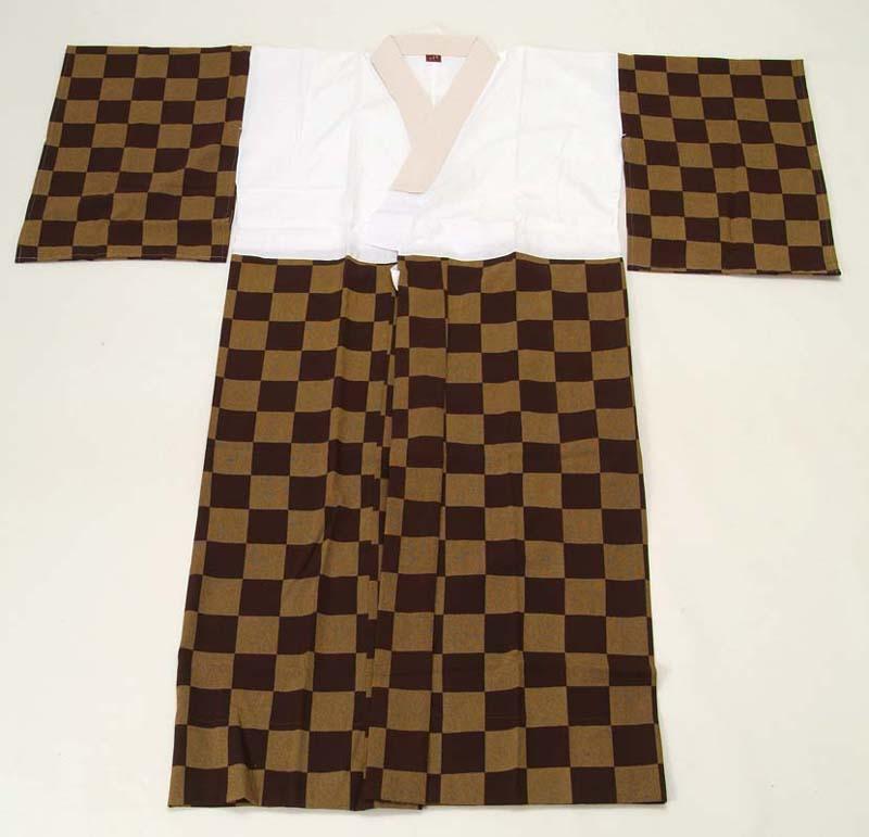 送料無料 一部式長襦袢 Lサイズ 京六角 女性用 着物 ブランド かわいい おしゃれ 和装 カラー プレゼント