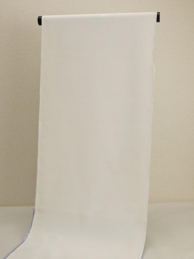 送料無料 呉服屋 訳あり 正絹 長襦袢反物 紋ふくれ 女物 生地 ニューシュピア加工 長じゅばん 和のなごみや味わいを着物姿でお過ごしください。 通信販売 通販 カジュアル 普段着 洗える着物から正絹着物まで使えます。メール便不可