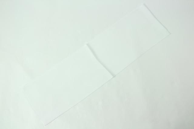 訳あり特価 洗えて清潔です 訳あり 洗える半衿 絹交 塩瀬 着物小物 女物 信憑 8枚までメール便OK 超激得SALE トッカ 半襟