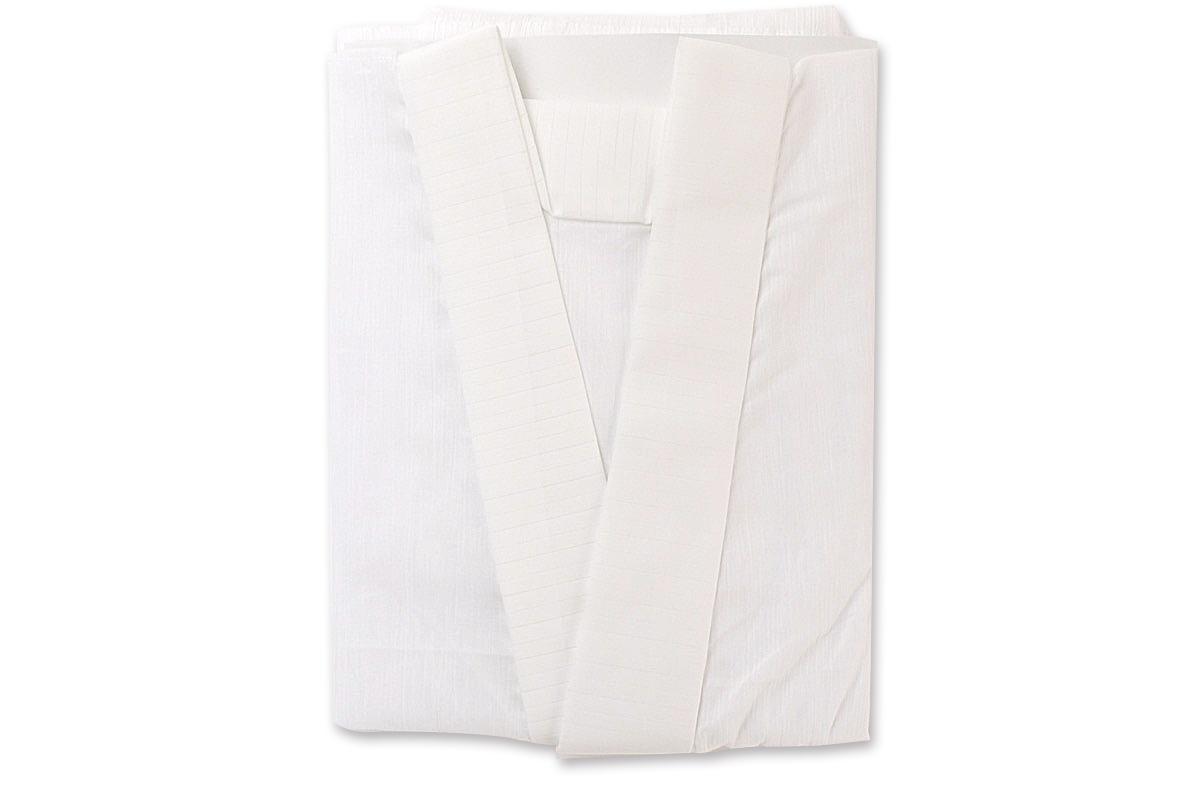 浴衣から着物まで幅広くお使いいただけます itomi夏用長襦袢 新真夏の長襦袢(白) LLサイズ ワンピース 一部式 仕上がり品 肌着 半衿付 婦人用 和装下着 着物 着付け小物 ito 送料無料