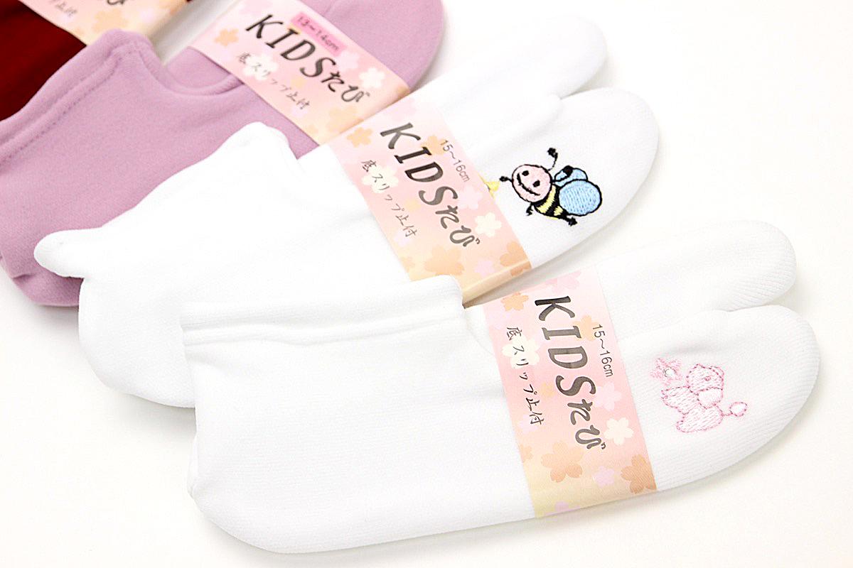 赤壁制造商项目孩子孩子和服支架赤壁衣服袜子支架节孩子嘴防滑橡胶婚礼礼服新年舞日本舞蹈民间系无拉伸扣