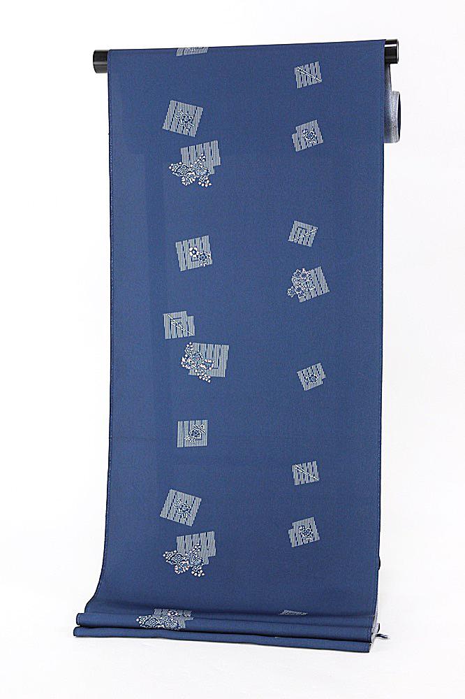 呉服屋 正絹小紋着尺 反物 着尺 カジュアル 普段着 御稽古 着付け お茶席 正月 街着 別誂え 絹100% シルク 正絹 長コート、長羽織にも仕立てられます。 トッカ