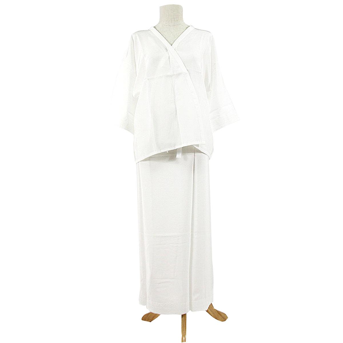 正絹 肌着 裾除け 2点セット M Lサイズ 白 絹ばら グンゼ 絹100% ウォッシャブルシルク 洗える正絹 着物肌着 和装下着 肌襦袢 腰巻き 着付け 着物 長襦袢 レディース 婦人 ブランド kim メール便不可