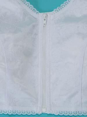 メール便 呉服屋 特別価格 和装下着 ブラジャー (フロントファスナー) 婦人用 和装用ブラジャー きものブラジャー 日本製 着物 浴衣 着付け小物 メール便OK
