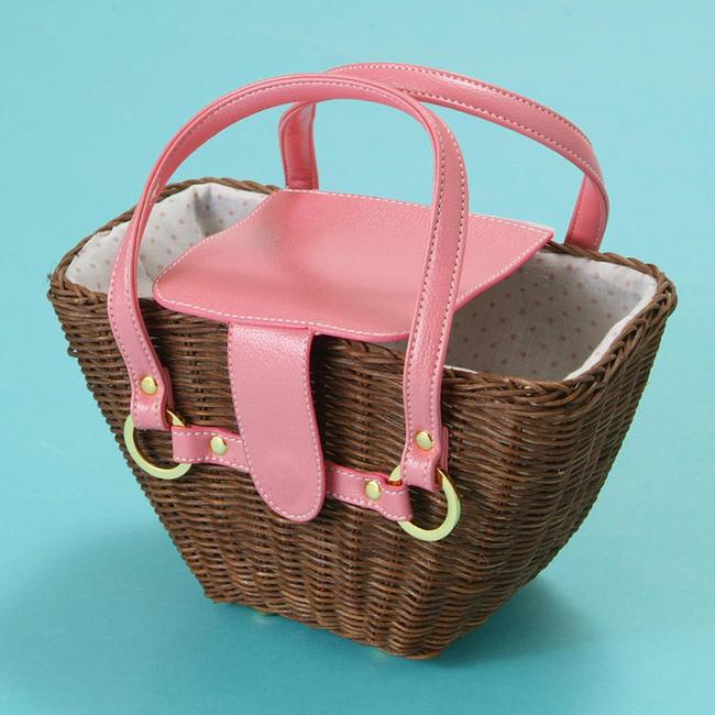 新しいブランド 送料無料 かごバッグ かごバッグ 押切もえ 押切もえ 送料無料 ピンク, 院内町:dc607696 --- tonewind.xyz