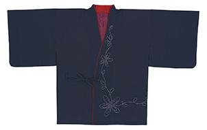 踊り衣裳 道行コート 声印 取り寄せ商品 日本の踊り 掲載 和装コート 着物用コート 洗える着物 羽織《女性用 レディース》 ポイント20倍 メール便不可