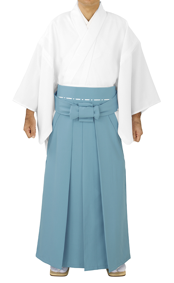 神寺用衣裳 白衣(冬用) 年印 白 取り寄せ商品 日本の踊り 掲載 白衣 寺 神社《男性用 メンズ 洗える着物》 ポイント20倍 ポイント20倍