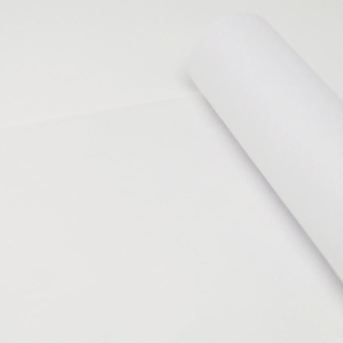 カラー不織布 生地 無地 ファブリック 手芸 000mm幅×5m巻 1 ☆新作入荷☆新品 ロール状スタンダードNO.11 ホワイト 買取