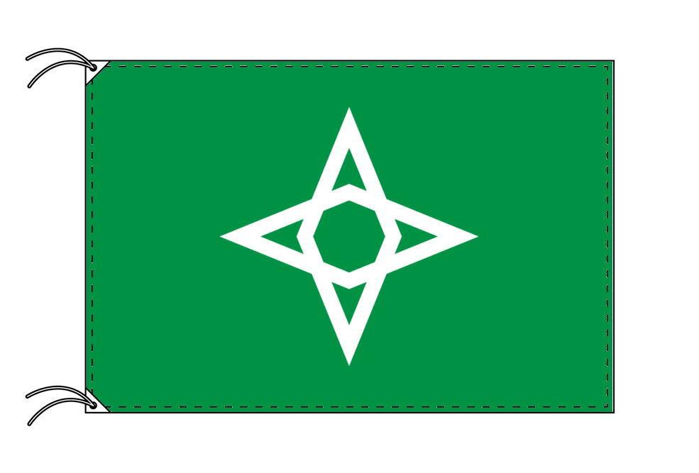 盛岡市の市旗(岩手県・県庁所在地)(サイズ:100×150cm)テトロン製・日本製